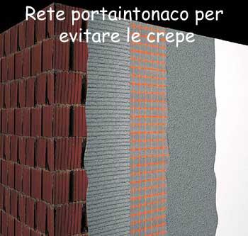 Come fare un muro le legature dei muri for Resina per crepe nei muri